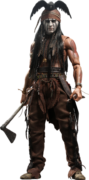 Tonto Sixth Scale Figure