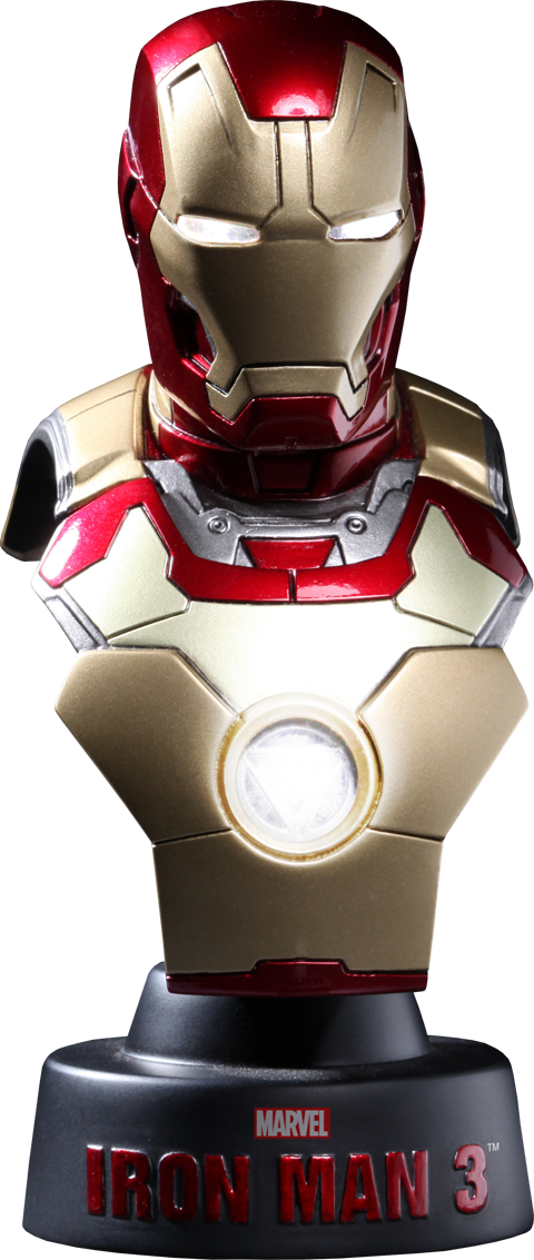 Hot Toys Iron Man Mark 42 Collectible Bust
