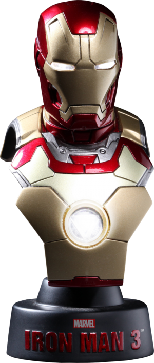 Iron Man Mark 42 Collectible Bust