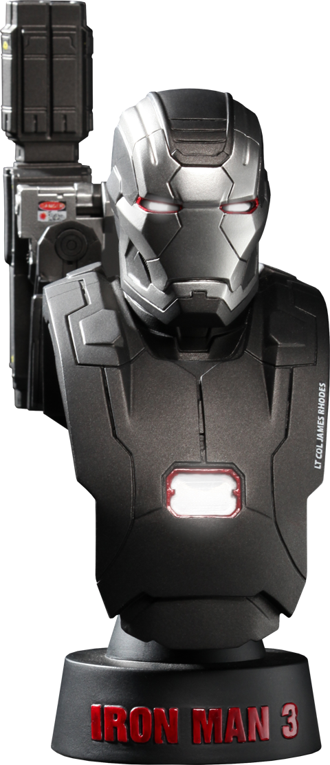 Hot Toys War Machine Mark 2 Collectible Bust