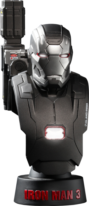 War Machine Mark 2 Collectible Bust