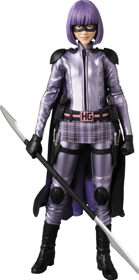 Medicom Toy Hit-Girl: Kick Ass 2 Sixth Scale Figure