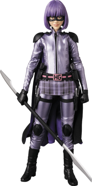 Hit-Girl: Kick Ass 2 Sixth Scale Figure