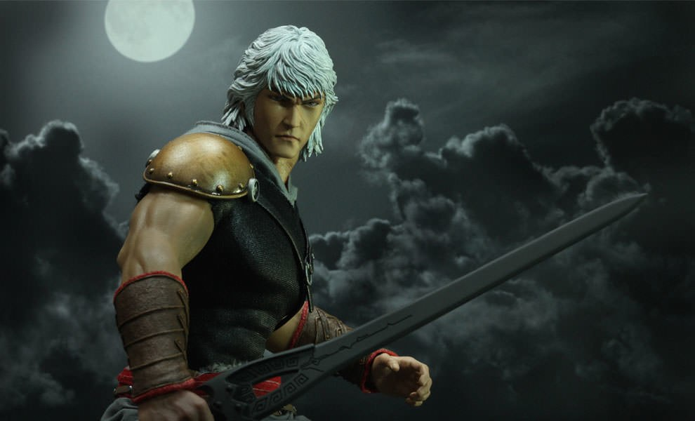 Gallery Feature Image of Cloud (The Storm Riders) Sixth Scale Figure - Click to open image gallery
