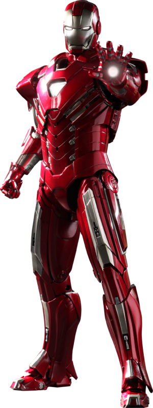 Iron Man - Silver Centurion - Mark 33 Sixth Scale Figure