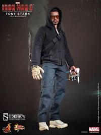 Gallery Image of Tony Stark (The Mechanic) Sixth Scale Figure