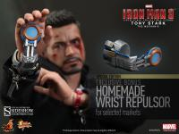 Gallery Image of Tony Stark (The Mechanic) Sixth Scale Figure