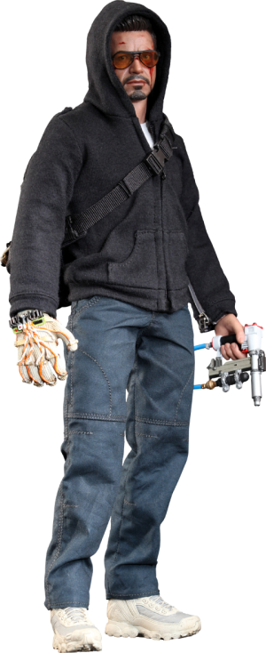 Tony Stark (The Mechanic) Sixth Scale Figure
