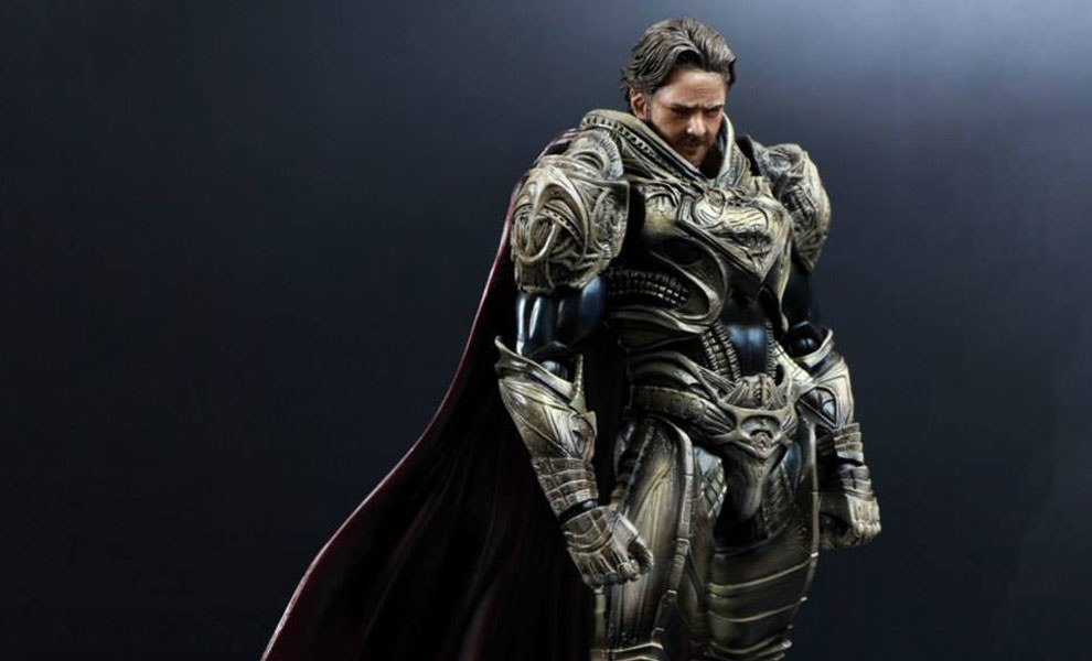 Gallery Feature Image of Jor-El - Man of Steel Collectible Figure - Click to open image gallery