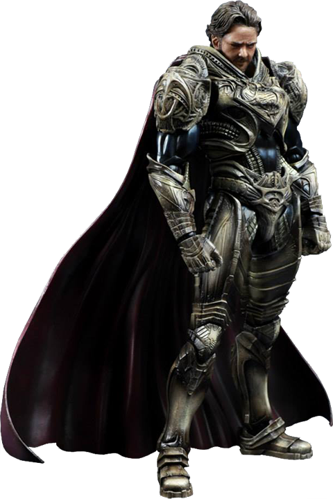 Square Enix Jor-El - Man of Steel Collectible Figure
