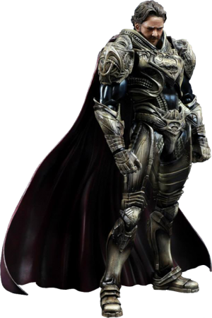 Jor-El - Man of Steel Collectible Figure