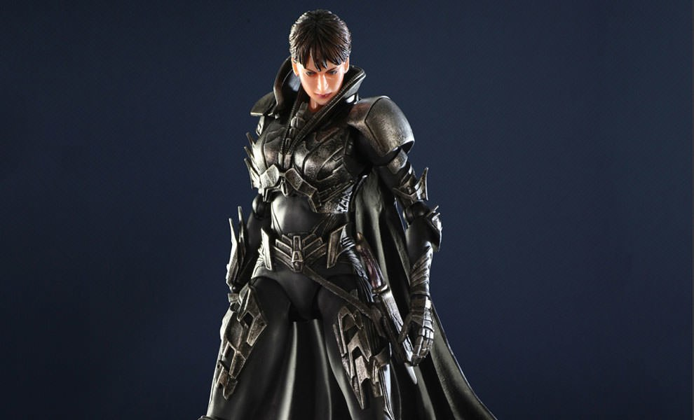 Gallery Feature Image of Faora-Ul - Man of Steel Collectible Figure - Click to open image gallery