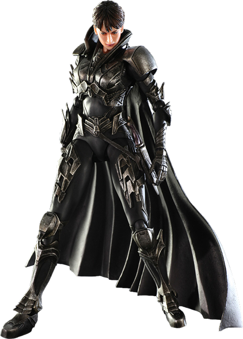 Square Enix Faora-Ul - Man of Steel Collectible Figure