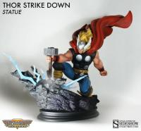 Gallery Image of Thor Strike Down Statue