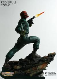 Gallery Image of Red Skull: Action  Statue