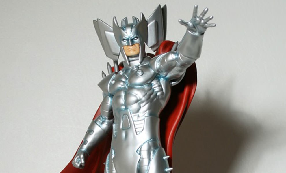 Gallery Feature Image of Stryfe Statue - Click to open image gallery