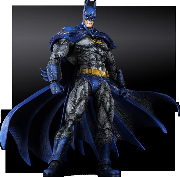 Square Enix Batman: Arkham City 1970s Batsuit Skin Collectible Figure