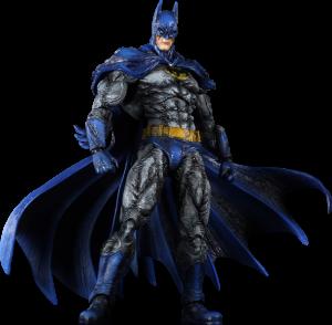 Batman: Arkham City 1970s Batsuit Skin Collectible Figure