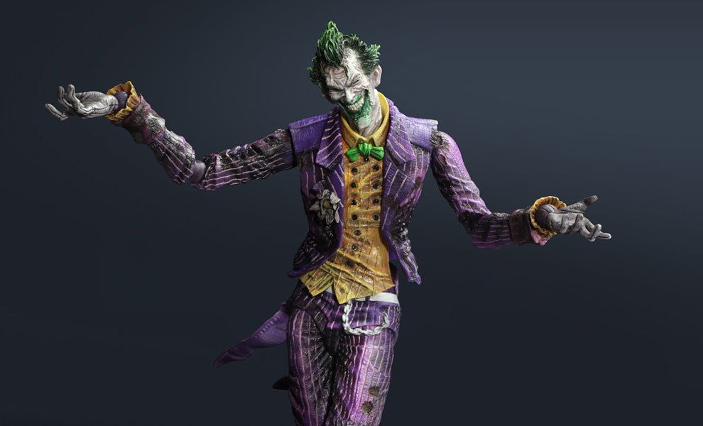 Gallery Feature Image of The Joker: Arkham City Collectible Figure - Click to open image gallery