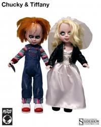 Gallery Image of Chucky and Tiffany Living Dead Dolls Collectible Figure