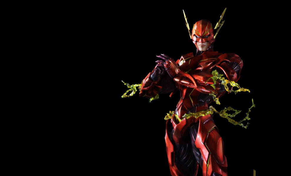 Gallery Feature Image of The Flash: DC Comics Variant  Collectible Figure - Click to open image gallery