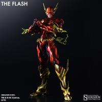 Gallery Image of The Flash: DC Comics Variant  Collectible Figure