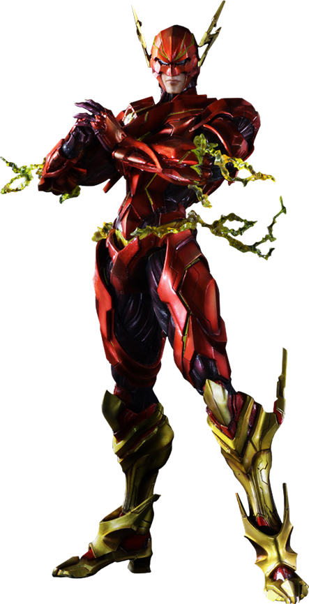 Square Enix The Flash: DC Comics Variant  Collectible Figure
