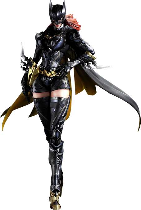 Square Enix Batgirl: DC Comics Variant  Collectible Figure