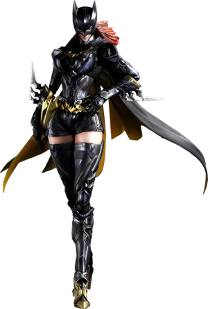 Batgirl: DC Comics Variant  Collectible Figure