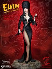 Gallery Image of Elvira - Mistress of the Dark Statue