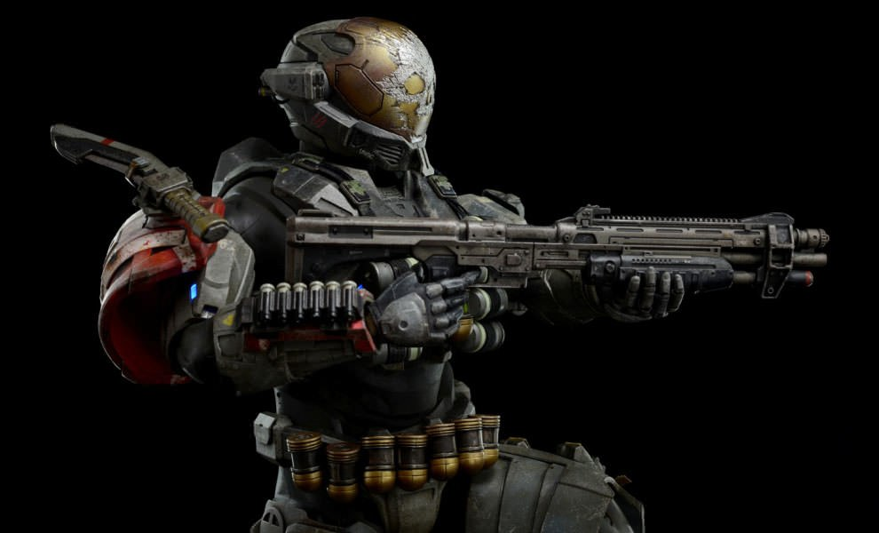 Gallery Feature Image of Emile Spartan III  Sixth Scale Figure - Click to open image gallery