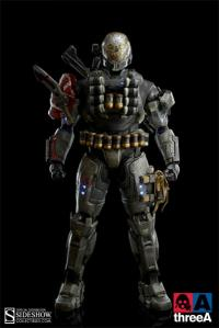 Gallery Image of Emile Spartan III  Sixth Scale Figure