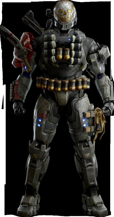 ThreeA Toys Emile Spartan III  Sixth Scale Figure
