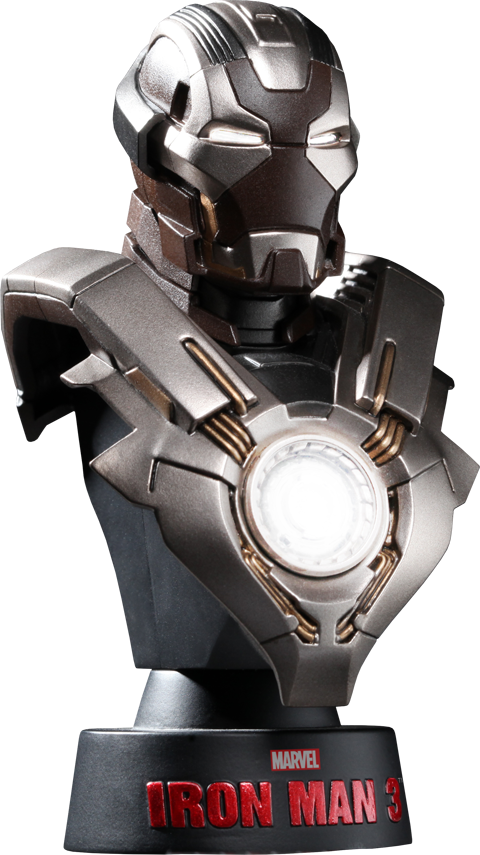 Hot Toys Iron Man Mark 24 Collectible Bust