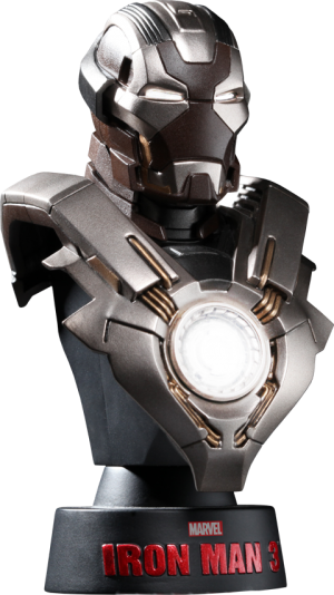 Iron Man Mark 24 Collectible Bust
