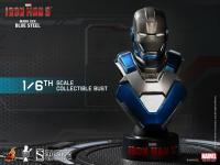 Gallery Image of Iron Man Mark 30 Collectible Bust