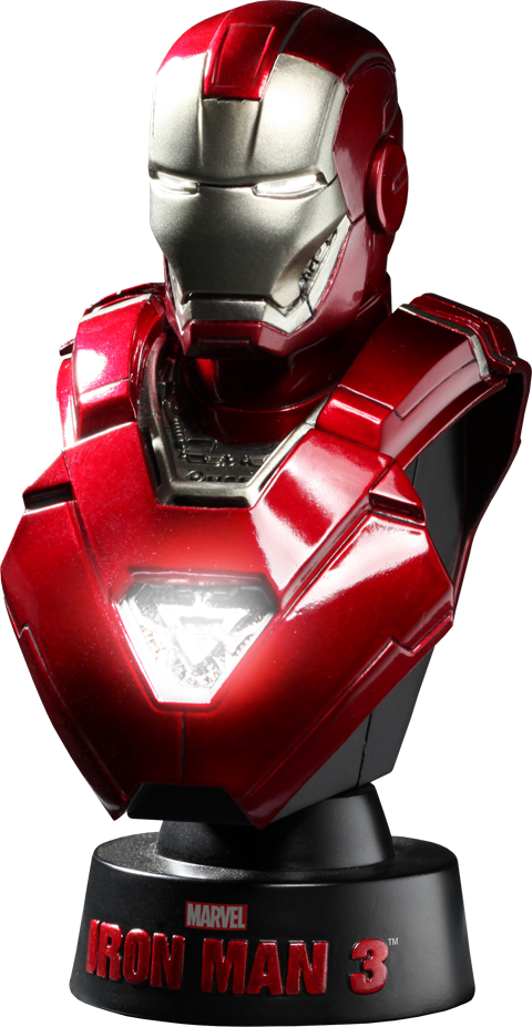 Hot Toys Iron Man Mark 33 Collectible Bust