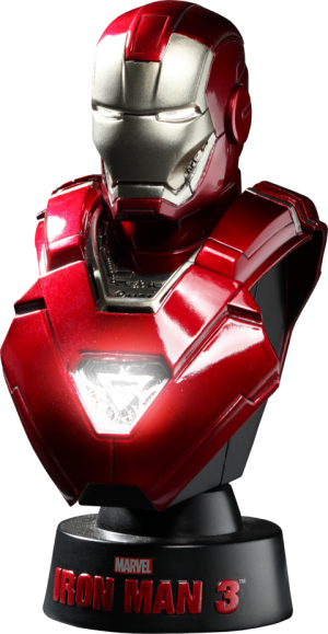 Iron Man Mark 33 Collectible Bust