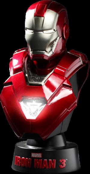 Iron Man Mark 33 Collectible Bust