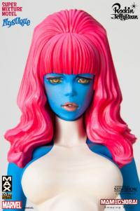 Gallery Image of Mystique Collectible Statue