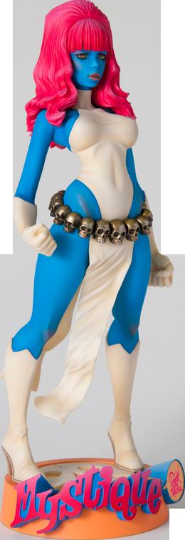 Mamegyorai, Inc Mystique Collectible Statue
