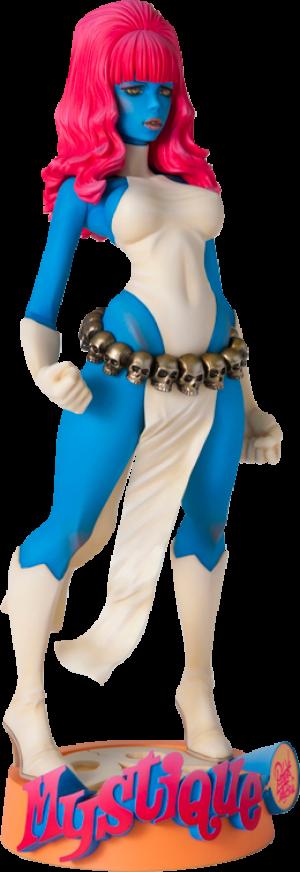 Mystique Collectible Statue