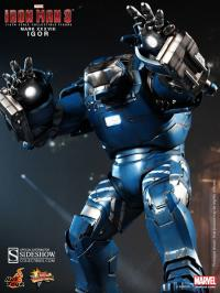 Gallery Image of Iron Man - Igor - Mark XXXVIII Collectible Figure