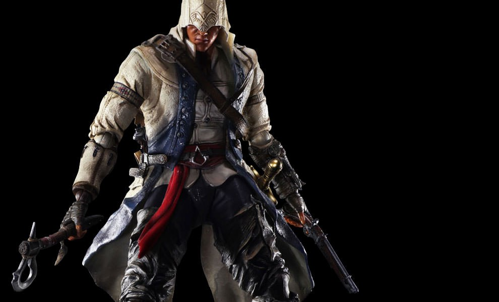 Gallery Feature Image of Connor Kenway Collectible Figure - Click to open image gallery