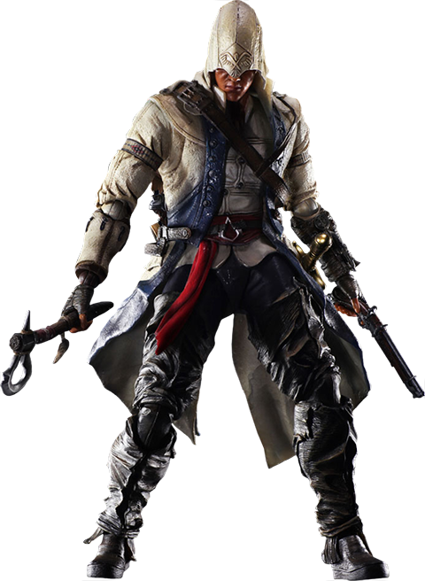 Square Enix Connor Kenway Collectible Figure