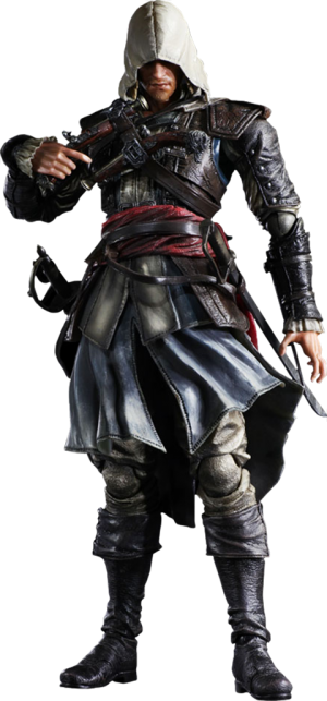 Edward Kenway  Collectible Figure