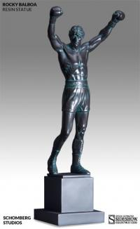 Gallery Image of Rocky Balboa Resin Statue
