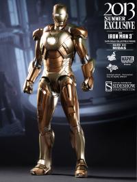 Gallery Image of Iron Man Mark XXI - Midas Sixth Scale Figure