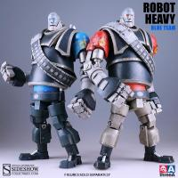 Gallery Image of Robot Heavy - Blue Team Collectible Figure