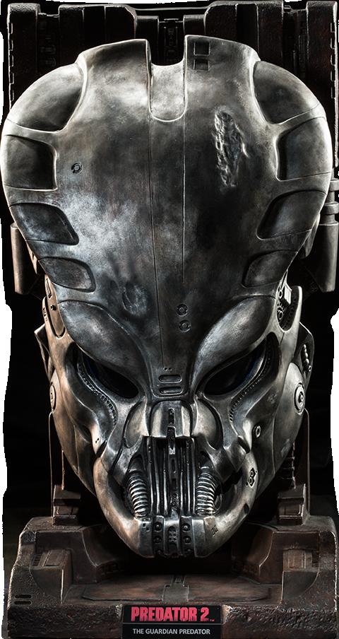 CoolProps Guardian Predator Mask Prop Replica
